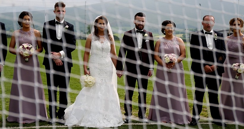 Hurling & Camogie Bride & Groom